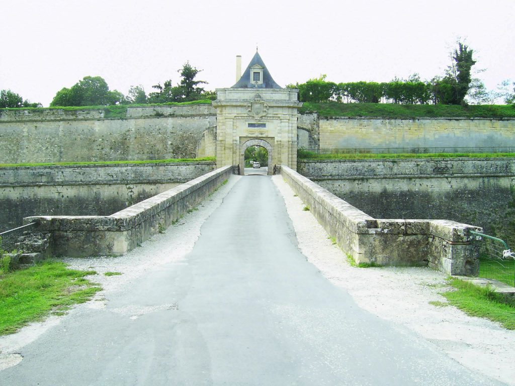 Citadelle Blaye proche du camping