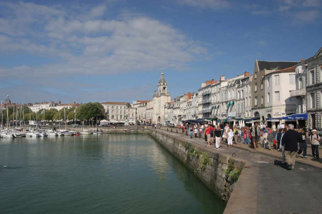 La Rochelle proche du camping