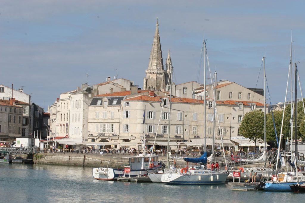 Camping proche du port de la Rochelle
