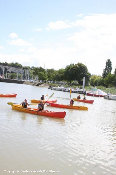 Canoe Port Maubert