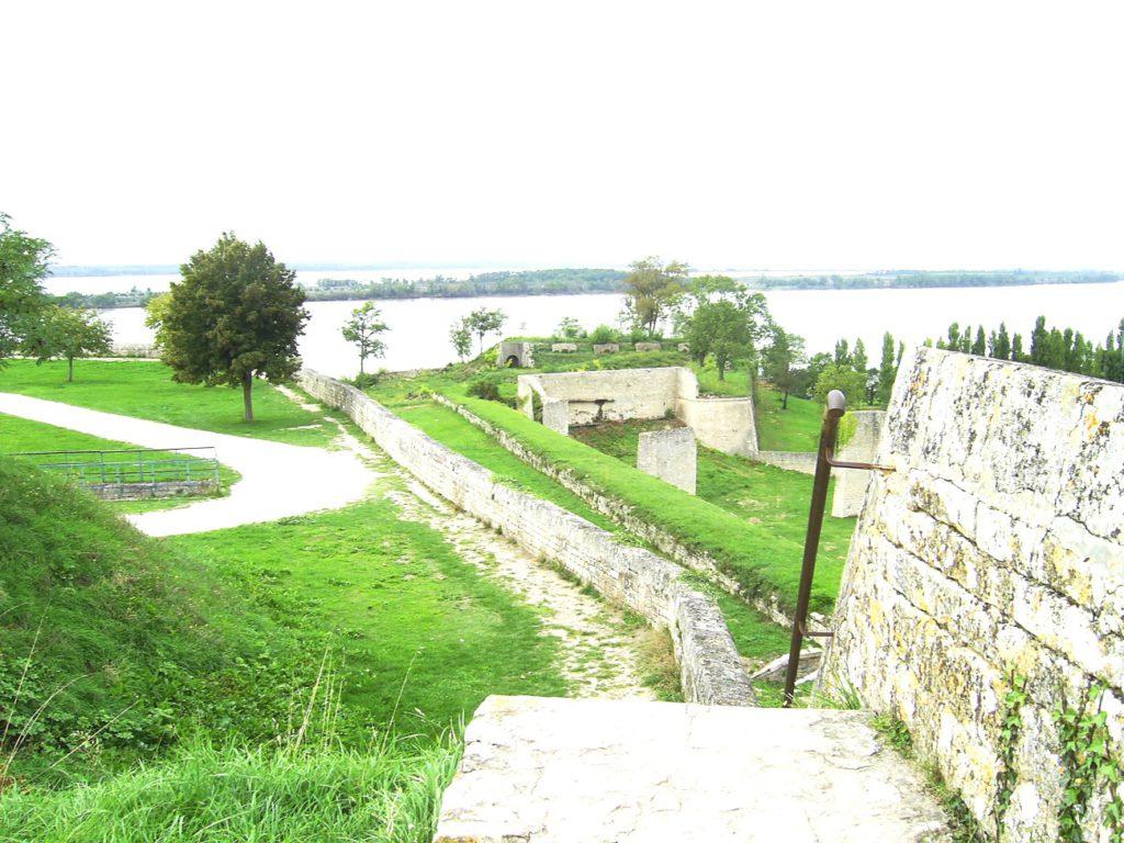 Camping port Maubert proche Citadelle de Blaye