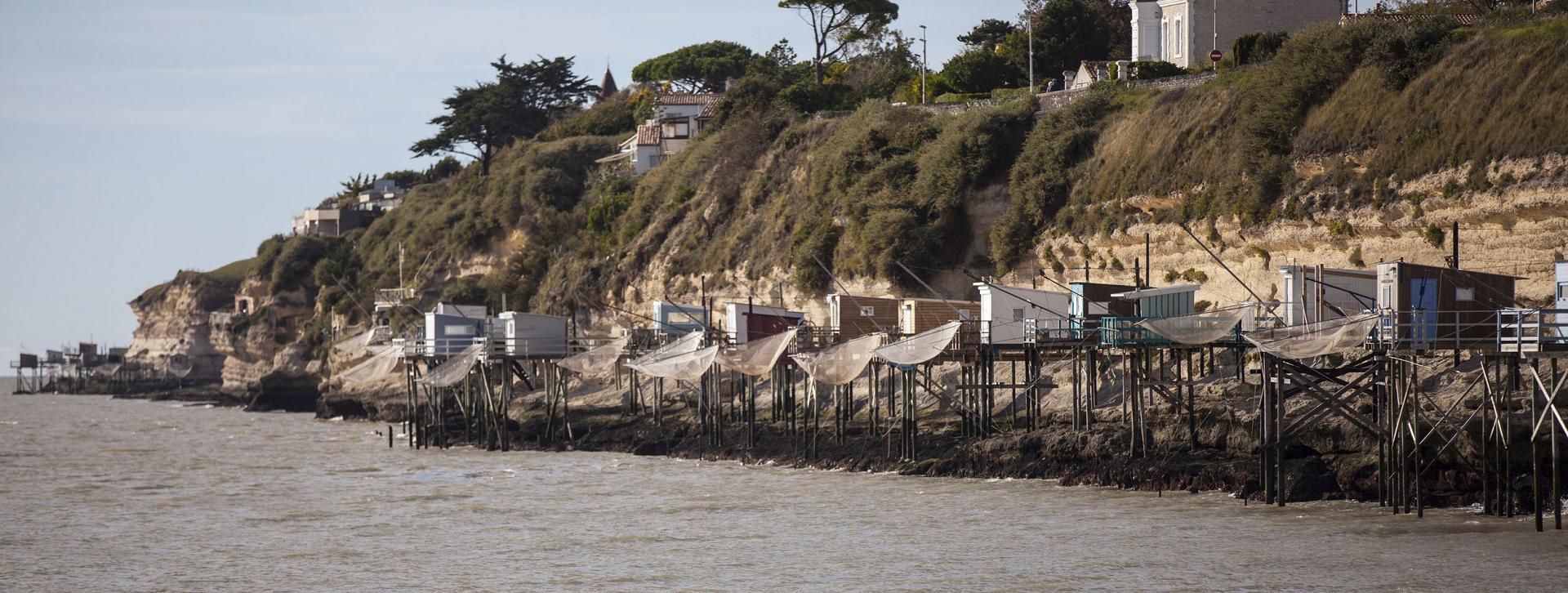 Cabanes de pêcheur : le carrelet
