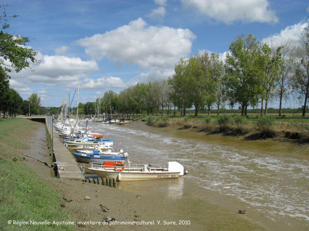 Port de Maubert et son port