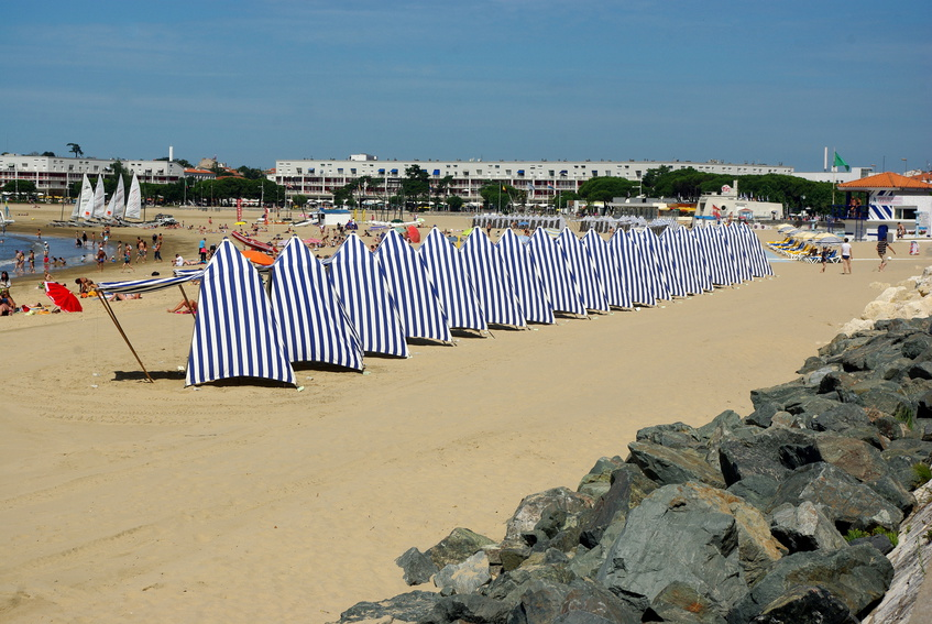 Royan plage proche du camping