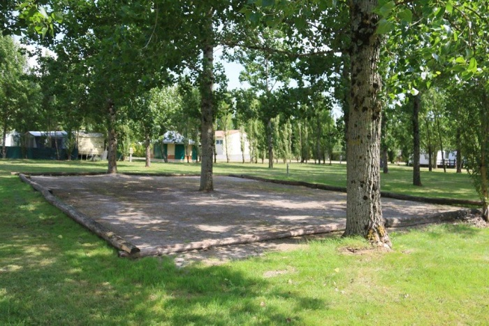 Camping pas cher Cercoux