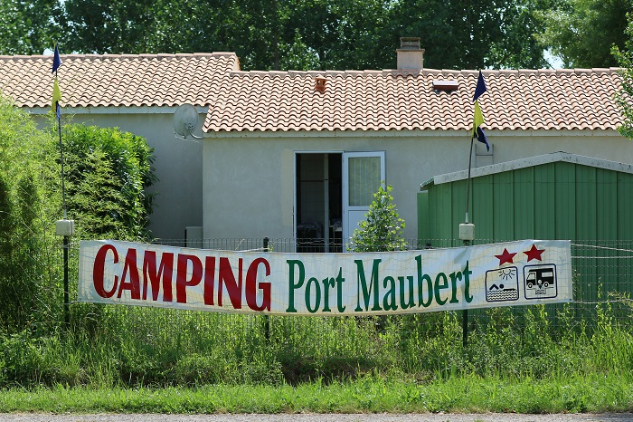 Camping Vacaf près de Coulonges - Camping Port Maubert