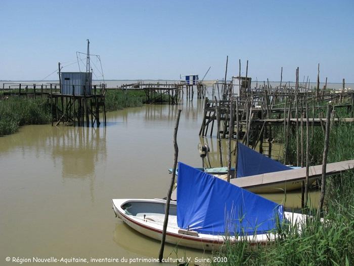 Pêche proche camping Virollet